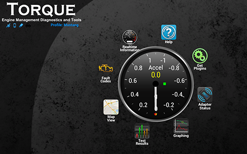 Torque Pro 1.8.106 for Android + Extra Plugins