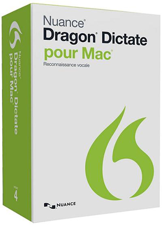 Nuance Dragon Dictate v4.0.5 Mac OS X
