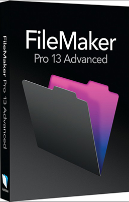 FileMaker Pro Advanced v13.0.3 (Mac OSX)