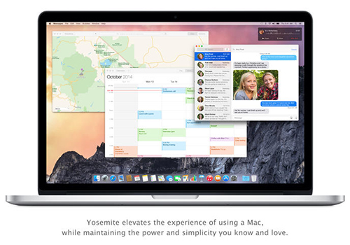 Mac OS X Yosemite 10.10.1 Multilingual