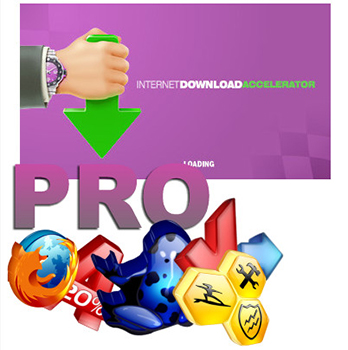 Internet Download Accelerator PRO 6.10.1.1527 Multilingual + Portable