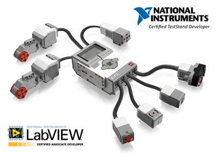 NI LabVIEW 2016 Multilingual + Toolkits + Drivers