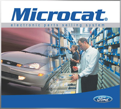 Microcat Ford Europe [01.2018] Multilingual