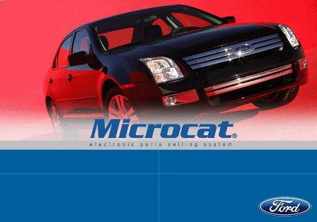 Microcat Ford North America [07.2018] Multilingual + Patch