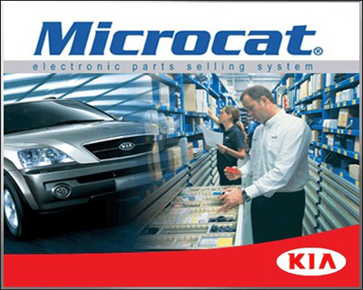 Microcat Kia [08.2018] Multilingual