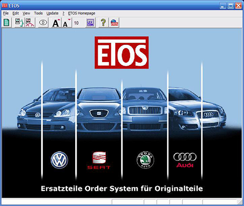 ETOS 4.1.0 VW-SEAT-SKODA-AUDI English