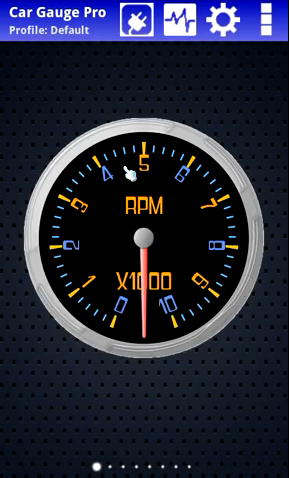 car gauge pro	  Car Gauge Pro (OBD2   Enhance) v3.66.26 for Android