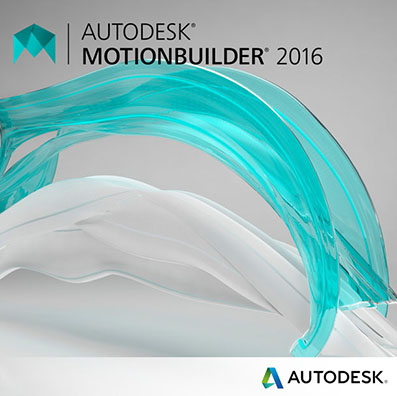 Autodesk MotionBuilder 2016 English 64 bit