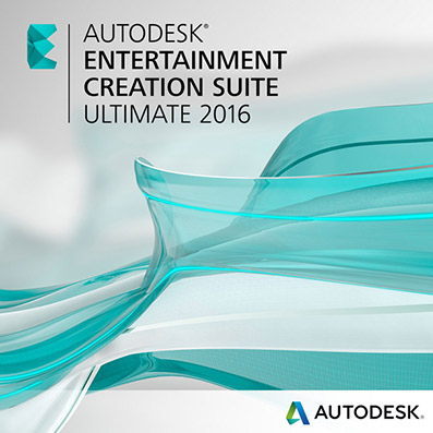 Autodesk Entertainment Creation Suite Ultimate 2016 English 64 bit