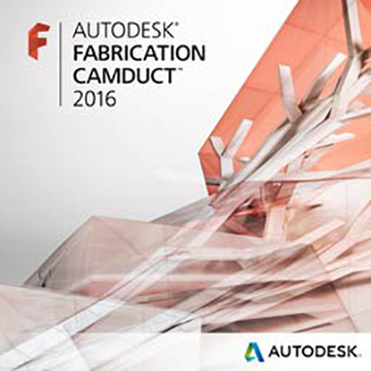 Autodesk Fabrication CAMduct 2016 English 64 bit