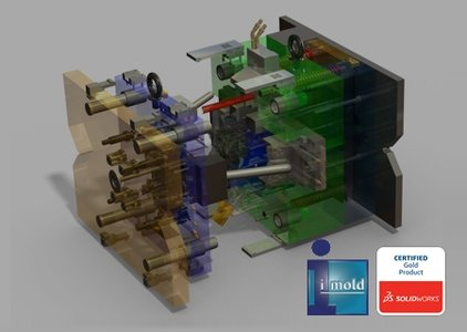 IMOLD v13 Premium for SolidWorks 2011-2015 Multilanguage 32-64 bit (08/07/15)