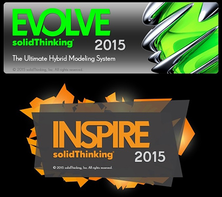solidThinking Suite (Evolve + Inspire) 2015.4940 Multilanguage 64 bit