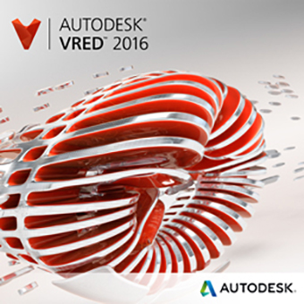 Autodesk VRED 2016 Multilingual Win/Mac (13/07/15)