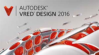 Autodesk VRED Design 2016 Multilingual 64 bit Win 160112