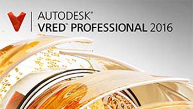 Autodesk VRED Professional 2016 Multilingual Win/Mac (13/07/15)