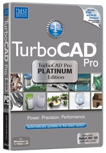 IMSI TurboCAD Pro Platinum 2015 v22.1 Multilanguage 64 bit