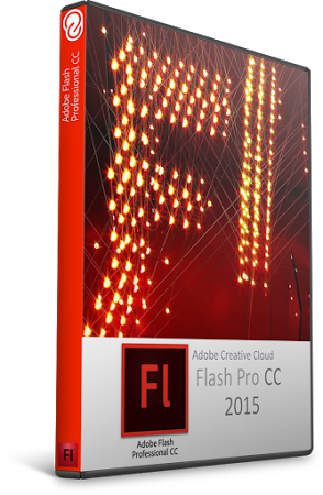 Adobe Flash Professional CC v15.0.1.179 Multilanguage Win/Mac