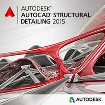 AutoCAD Structural Detailing 2015 English & Spanish 64 bit
