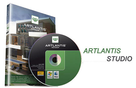 Artlantis Studio v6.0.2.12 Multilanguage WinMac