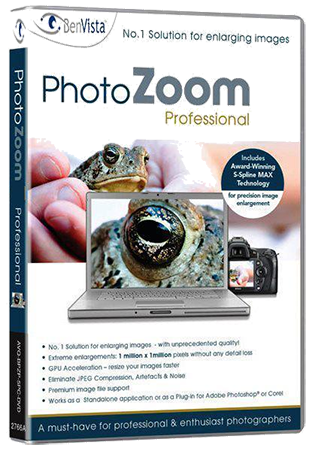 BenVista PhotoZoom Pro v6.0.8 Multilanguage Win/Mac