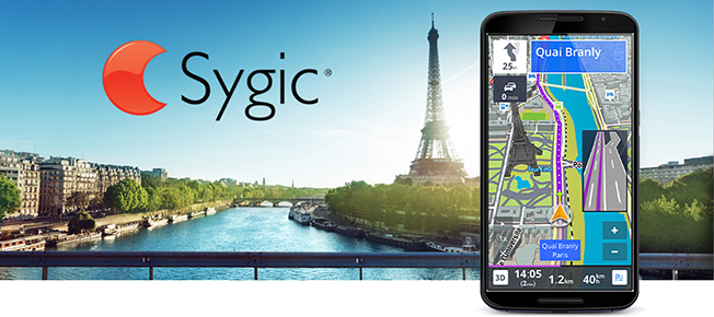 Sygic Car Navigation v15.3.7 + European Maps [03.2015]