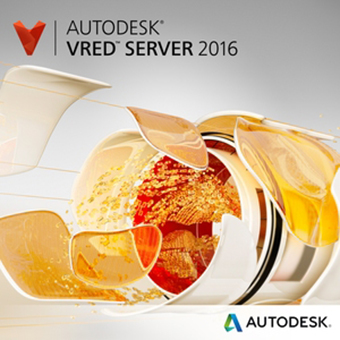 Autodesk VRED Server 2016 SP3 English 64 bit (24/09/15)