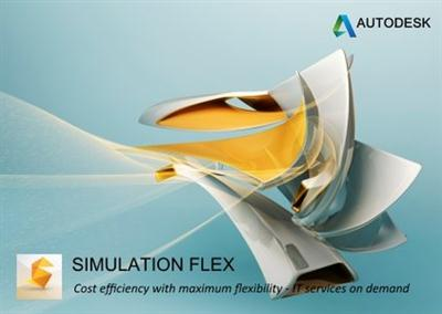 Autodesk Simulation Flex Suite 2015 Multilanguage 64 bit