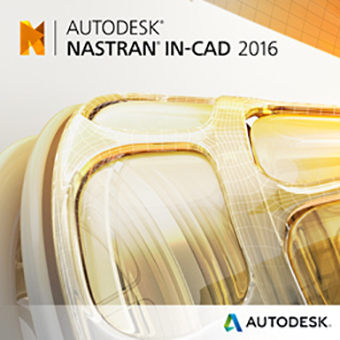 Autodesk Nastran In-CAD 2016 English 64 bit