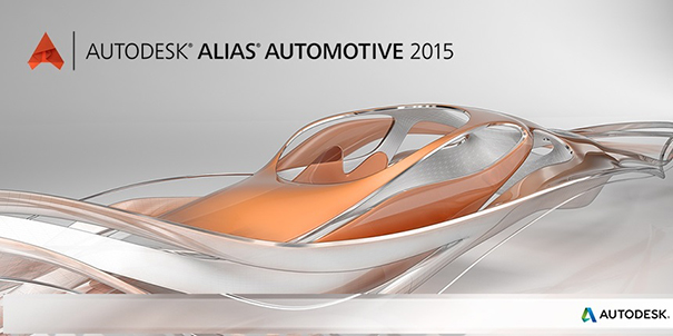 Autodesk Alias Automotive 2015 English Win/Mac