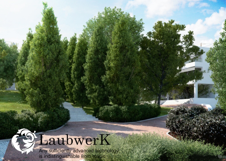 Laubwerks Plants Kits v1.08 Suite English Win/Mac
