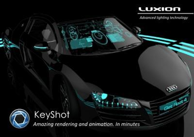 Luxion Keyshot Pro v5.3.60 Multilanguage Win/Mac