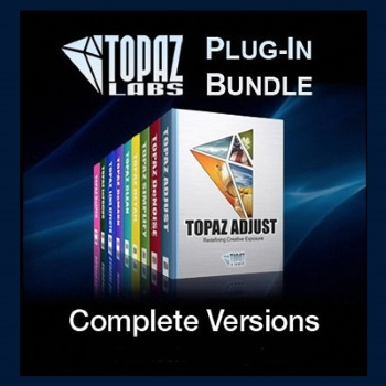 Topaz Photoshop Plugins Bundle 2016 Win/Mac