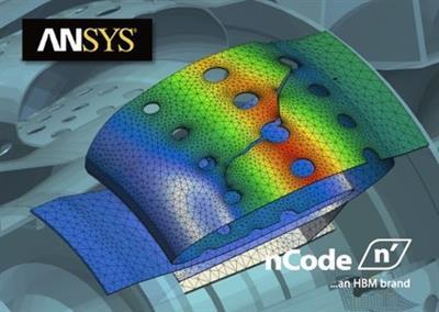 ANSYS 16.2 nCode DesignLife v11.0 English Win/Linux