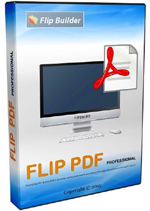 FlipBuilder Flip PDF Professional v4.3.19 Multilanguage