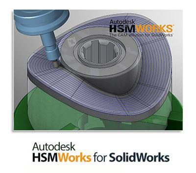 Autodesk HSMWorks 2016 R2 for SolidWorks 2010-2016 32-64 bit