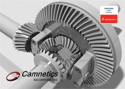 Camnetics Suite 2017 - CamTrax64-GearTeq-GearTrax for SolidWorks/Solid Edge/Inventor