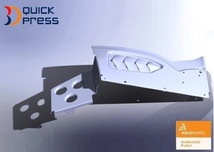 3DQuickPress 6.2.5 for SolidWorks 2011-2018 64-bit