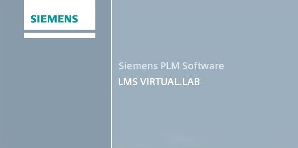 SIEMENS LMS Virtual.Lab v13.6 Multilanguage 64 bit