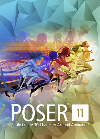 Smith Micro Poser Pro v11.0.1 Multilanguage + Content Addons Win/Mac