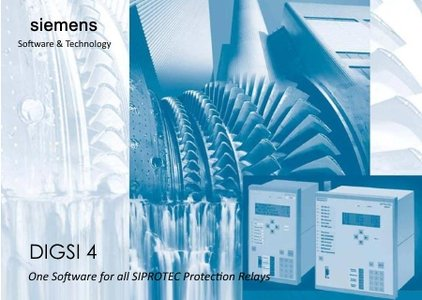 SIEMENS DIGSI v4.90 Multilanguage 32-64 bit