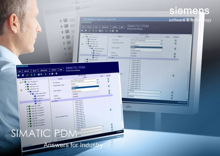 SIEMENS SIMATIC PDM v8.1 English 32-64 bit