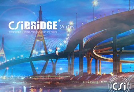 CSI Bridge Advanced 2016 with Rating v18.2.0.1269 English