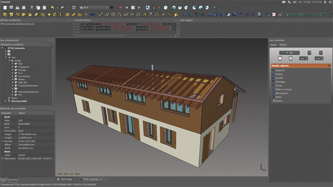FreeCAD v0.16.6704 Multilanguage Win/Mac