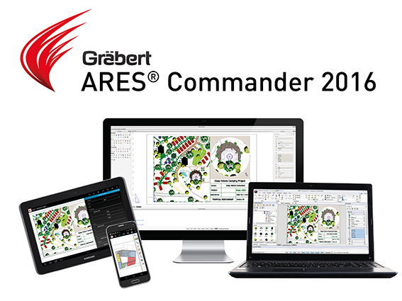 Graebert ARES Commander v2016.1 Multilanguage Win/Mac/Linux