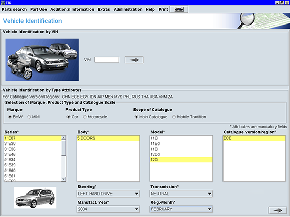 BMW ETK + Prices [11.2016] Multilingual