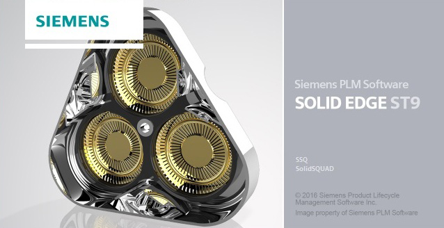 SIEMENS Solid Edge ST9 Build 109.0.0.111 Multilanguage 64 bit