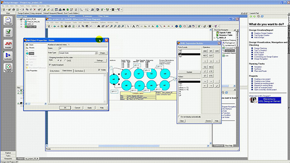 Mentor Graphics HDL Designer 2012.1 English coobra.net