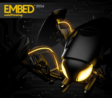 solidThinking Embed 2016 PR34 English 64 bit coobra.net