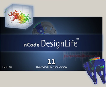 HBM nCode DesignLife 11.0 HyperWorks Partner Version Win/Linux 64-bit