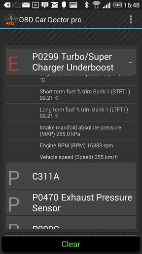 OBD Car Doctor Pro v5.5.2 for Android